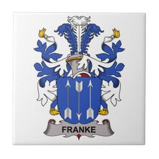 Franke Family Crest Tile
