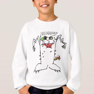 FrankEinstein Cartoon Monster Sweatshirt
