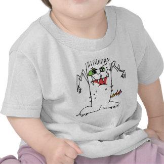 FrankEinstein Cartoon Monster Tee Shirts