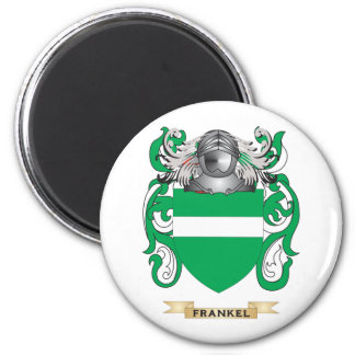 Frankel Coat of Arms 2 Inch Round Magnet