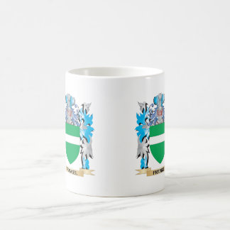 Frankel Coat of Arms - Family Crest Classic White Coffee Mug