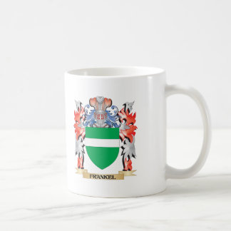Frankel Coat of Arms - Family Crest Coffee Mug