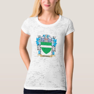 Frankel Coat of Arms - Family Crest T-shirt