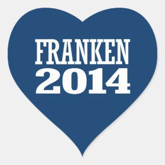 FRANKEN 2014 STICKERS