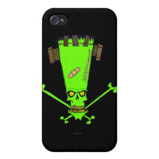 Franken-Boo IPhone 4 Case