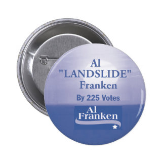 Franken LANDSLIDE Button