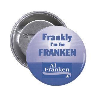 FRANKEN MN Button
