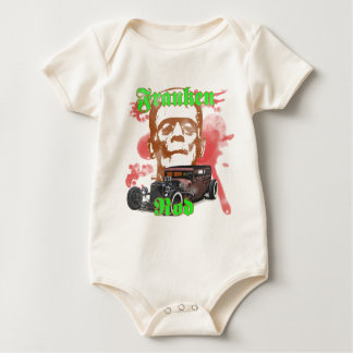 Franken Rod Baby Bodysuits