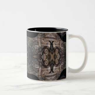 Franken Vamp Two-Tone Coffee Mug