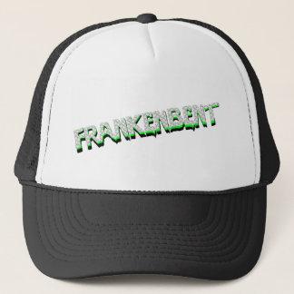 Frankenbent design hat! trucker hat