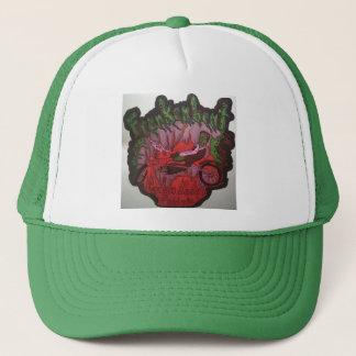 Frankenbent logo hat! trucker hat