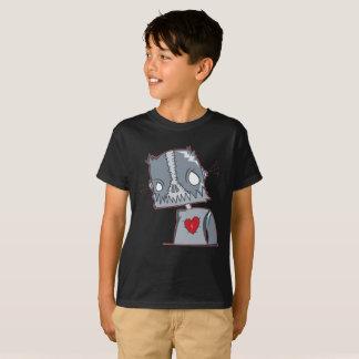 Frankenbot Illustration T-Shirt