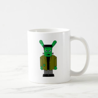 FrankenBunny Coffee Mugs
