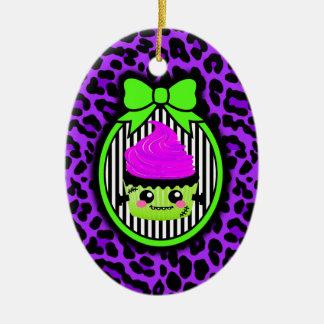 FrankenCake Christmas Ornament