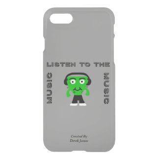 FrankenCheese Custom iPhone 7 Case