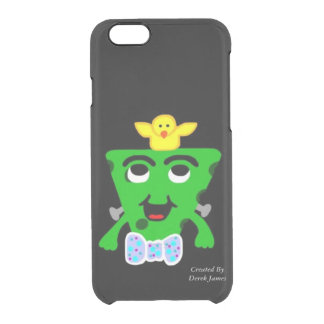 FrankenCheese Easter iPhone 6 Plus Case Uncommon Clearly™ Deflector iPhone 6 Case