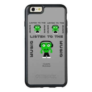 FrankenCheese iPhone 6/6s Plus Case