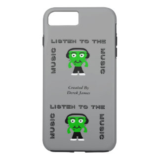 FrankenCheese Listen To The Music iPhone 7 Case