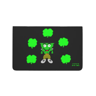 FrankenCheese St. Patrick's Day Pocket Journal