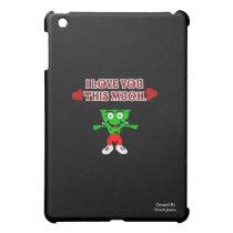 FrankenCheese Valentine's Day iPad Mini Case