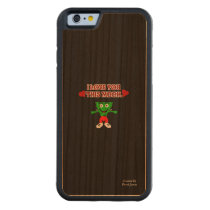 FrankenCheese Valentine's Day iPhone 6 Case