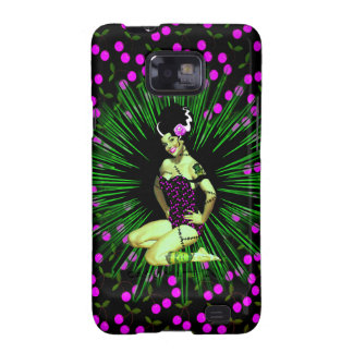FrankenCherry Galaxy S2 Cases