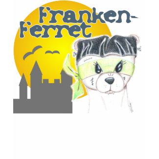 FrankenFerret Shirt shirt