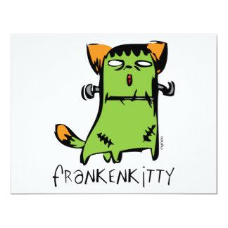 FrankenKitty Custom Invites