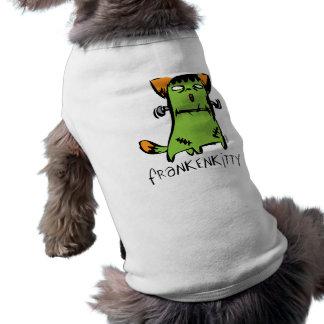 FrankenKitty Dog Tshirt