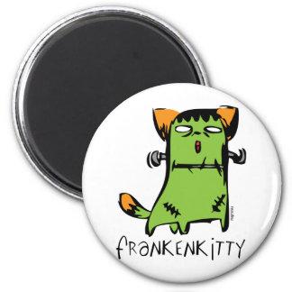 FrankenKitty Fridge Magnet