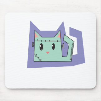 Frankenkitty Mouse Pad