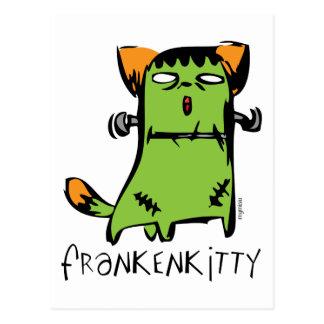 FrankenKitty Tarjetas Postales
