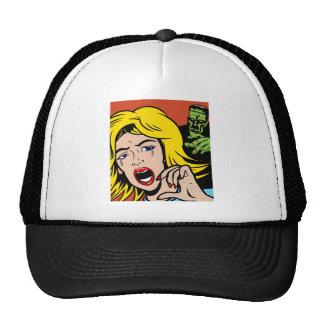 FrankenLichtenstein Trucker Hat