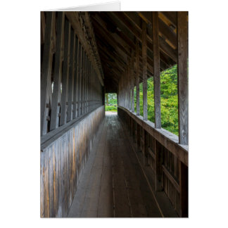 Frankenmuth Bridge Walkway Card
