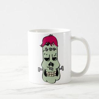 Frankenskull Mug