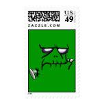 frankenstamp postage stamps