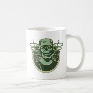 frankenstein2 taza básica blanca