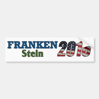 FrankenStein 2016 Pegatina Para Auto