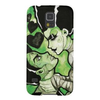 Frankenstein and his Bride phone case Galaxy S5 Case