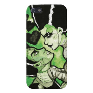 Frankenstein and his Bride phone case Covers For iPhone 5