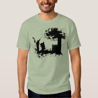 Frankenstein's monster copy tee shirt