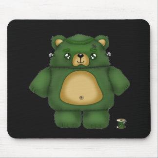 Frankenstein Bear Mouse Pad
