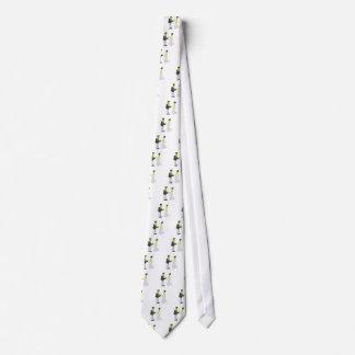 Frankenstein & Bride Neck Tie