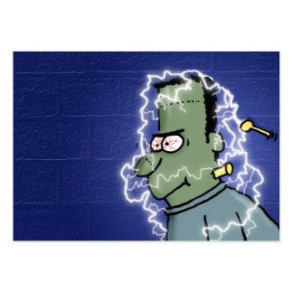 Frankenstein Business Cards