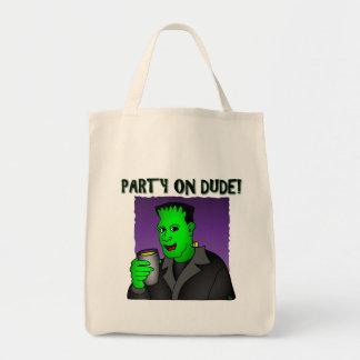 Frankenstein Cards & Bags