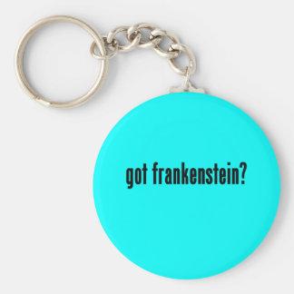 ¿frankenstein conseguido? llavero personalizado