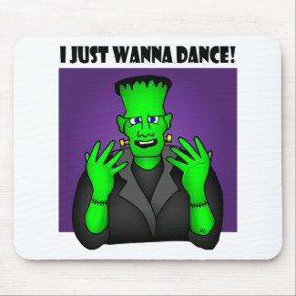 FRANKENSTEIN DANCE-1w mousepad