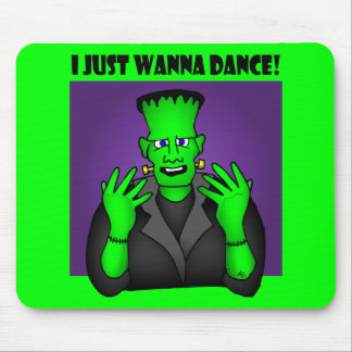 FRANKENSTEIN DANCE-1w Alfombrilla De Ratón