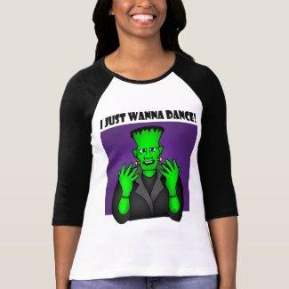 FRANKENSTEIN DANCE-1w shirt