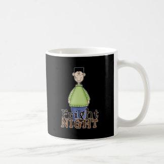 Frankenstein Fright Night Halloween Classic White Coffee Mug